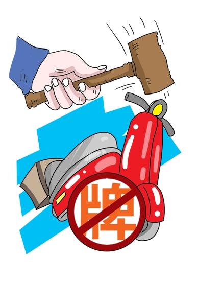 电动车超标不能上牌 消费者投诉商家讨说法 律师:销售超标电动车是欺诈行为
