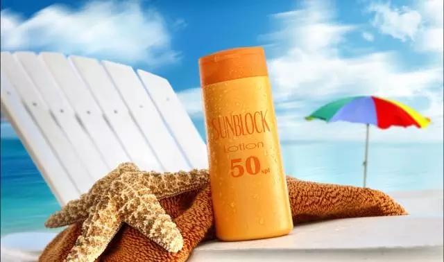 抵御高温,你正确使用防晒类化妆品了吗?