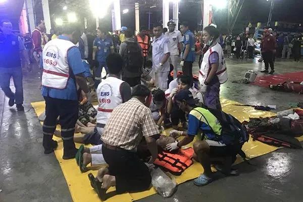 泰国游船事故引发跨国维权难题 组团社、在线平台谁担责?