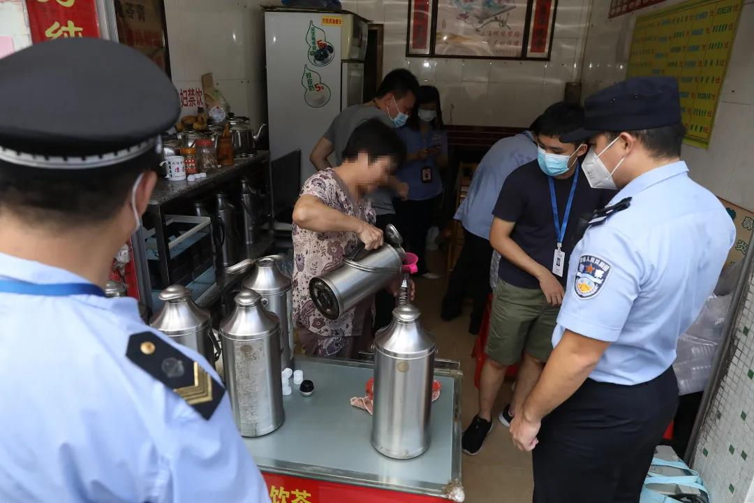 凉茶里加西药!广州11家凉茶店铺被查封