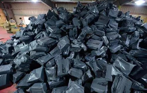 收快递收到手软?杂七杂八的快递包装可以这样处理
